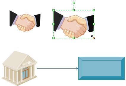 Marketing Diagrams Shapes