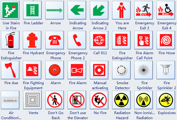 Drawing A Fire Escape Plan Security Sistems