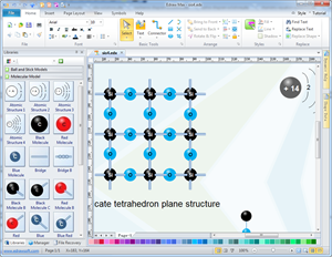 Molecular Model Diagram Maker
