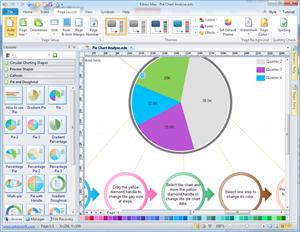 Software de Gráficos Circulares