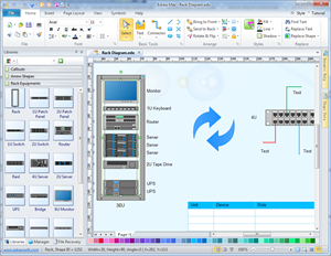 Rack Diagram Maker