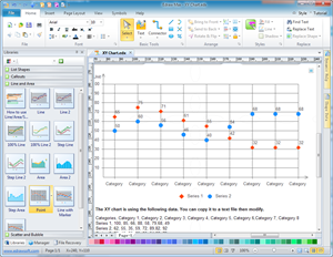 Scatter Chart Software