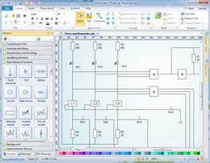 System Schematics Maker