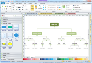 Make study easier for students via tree diagram tree diagram software tree chart maker ccuart Choice Image