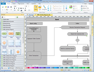 UML Activity Diagram Maker