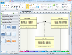 UML Diagram Software