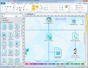 Web Site Map Maker