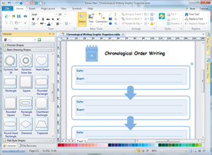 Writing Graphic Organizer Maker