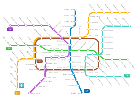Top Cross Platform Metro Map Software For Mac Windows And Linxu