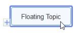 temas flotantes