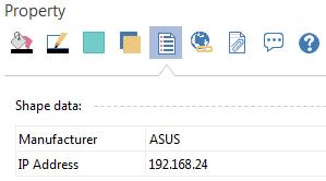 Add Data to Shape