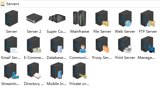 Servers Library