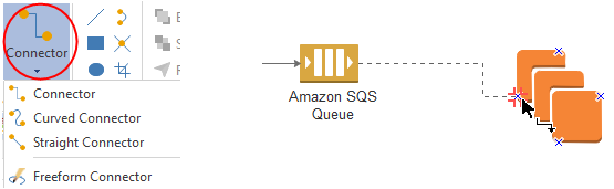 Connect AWS Shapes
