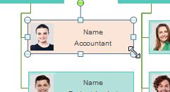 Edit Organizational Chart in PowerPoint