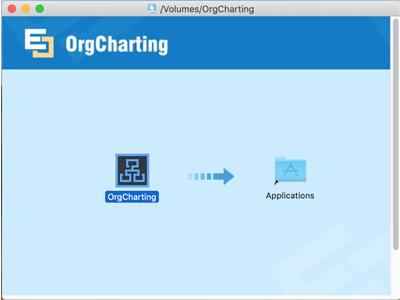 Drag Orgcharting Icon