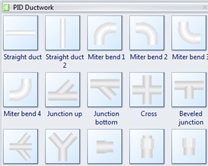 Ductwork Symbols Small