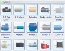 Motors Symbols Small