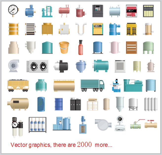 PFD Vector Graphics