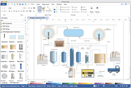 as for pid software for mac edraw stands tall as one of the most competitive programs ever it is the best pid designer visio alternative on mac os - Visio Like Program For Mac