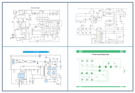 Schematics Maker - Create Schematic Diagrams Easily