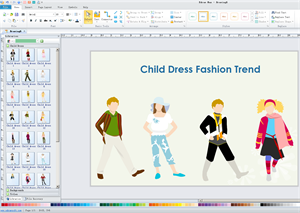 Child Dress Design