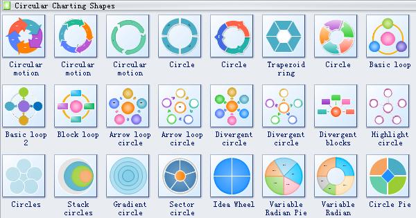 Drawing Lines With Arrows In Visio : Arrows diagram symbols