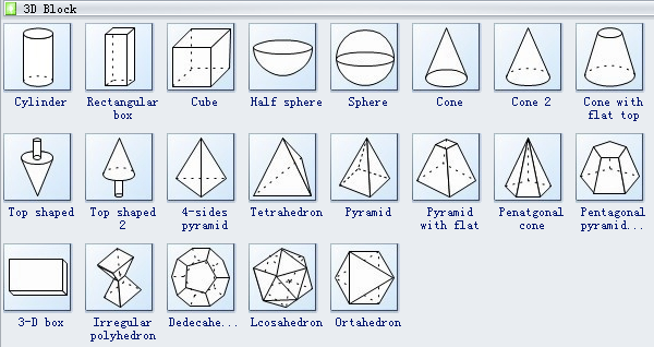 block 3d software symbols