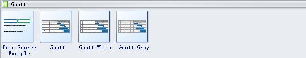 Gantt Chart Symbols