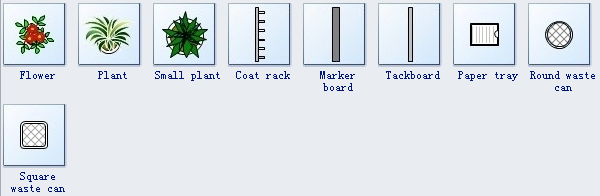 office Layout Symbols 2