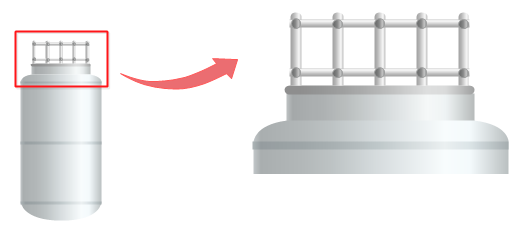 Modifier la taille des symboles chimiques