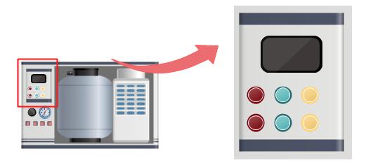 Modifier la taille des symboles chauffage, ventilation et climatisation