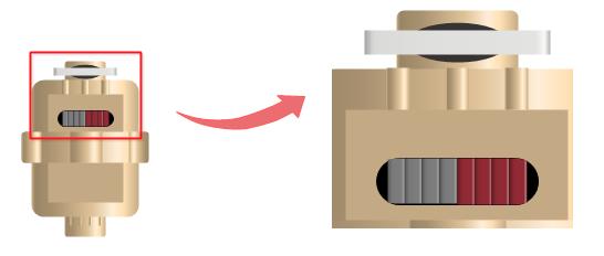 Meter Symbol Change Size