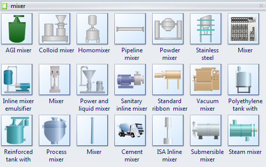 More PID Mixer Symbols