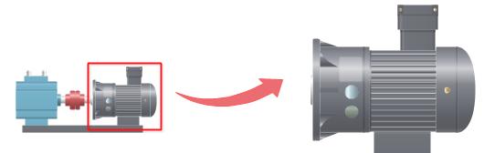 P&ID ポンプ記号サイズ調節