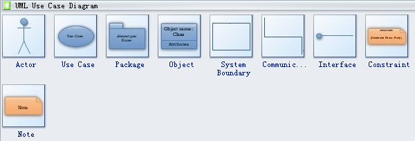 Uml use case diagram symbols ccuart Gallery
