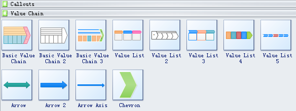 Value Chain Symbols 2