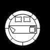 Circular bed 4