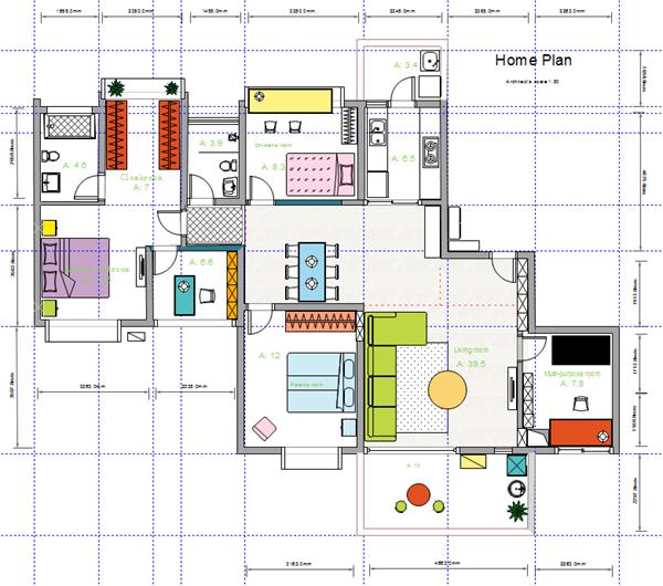 Brilliant Make Your Dream Home Blueprints Largest Home Design Picture Inspirations Pitcheantrous