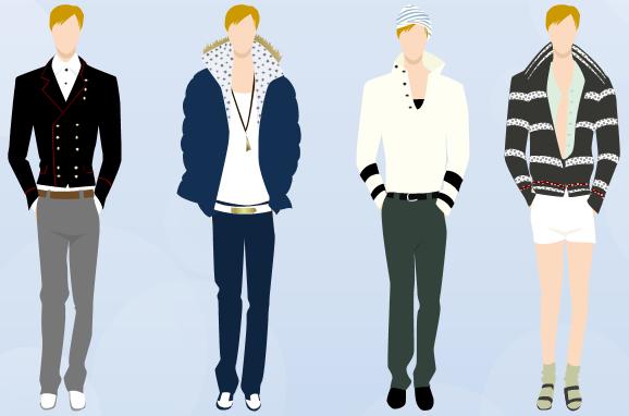 Man Suit Styles