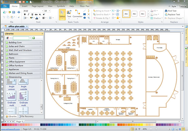 Office Layout Designer Free Download