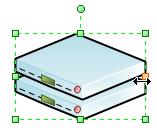 adjust servers size