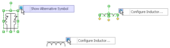 Set Inductor Symbols Property