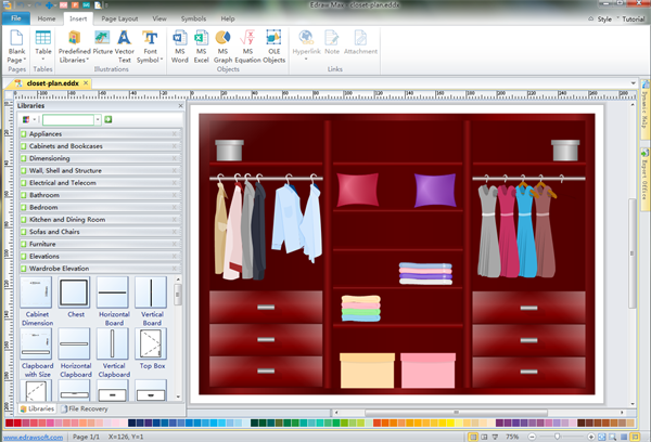 Free Download Wardrobe Designer