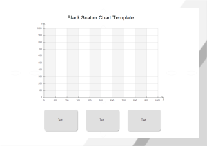 Free Scatter Plot Templates For Word PowerPoint PDF - Plain timeline template