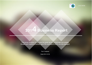 Customizable business plan presentation templates free download business report 300 wajeb Images