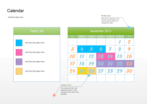 Free calendar templates for word powerpoint pdf edraw calendar template toneelgroepblik Gallery