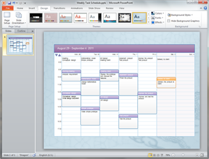Free Calendar Templates for Word, PowerPoint, PDF