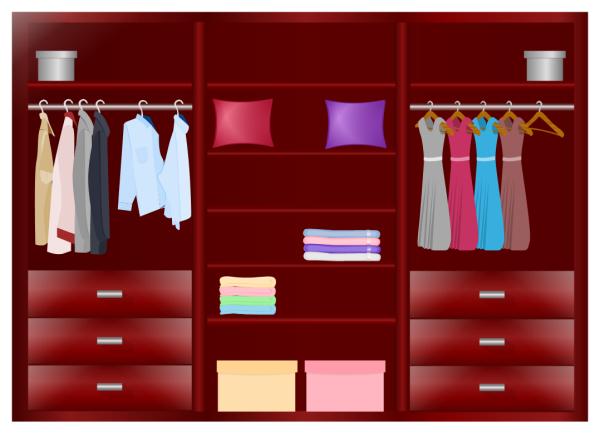 wardrobe design for bedroom in india