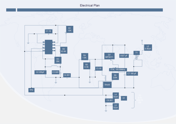 電気設計実例