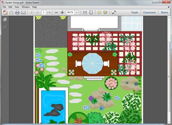 Garden Design for PDF